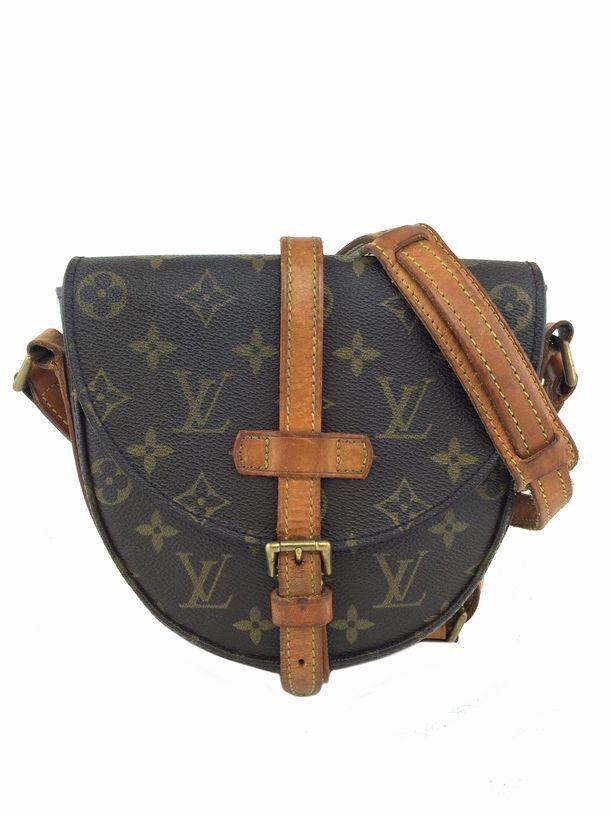 Louis Vuitton Monogram Chantilly Pm Crossbody Bag Consigned