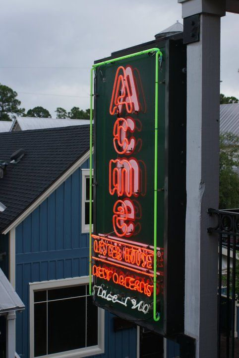 Acme Oyster House Back Bay Destin Florida I Will Have To Try This Restaurant Is It Still Open Oyster House