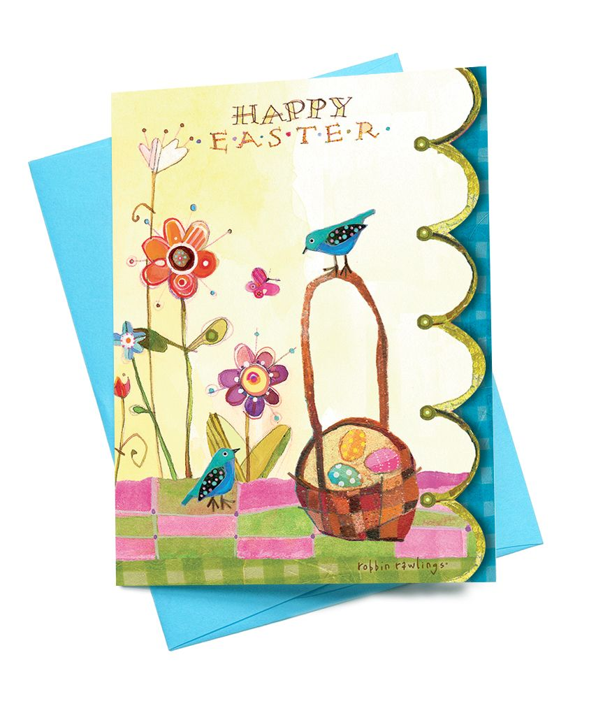 One Of Our Easter Rsvp Greeting Cards Inside Verse Easter Is A