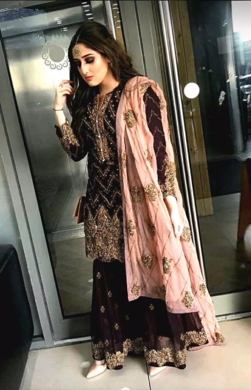 Dashing KASHEE'S Chiffon Wedding Collection Master Replica