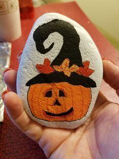 Decorative Rocks : (notitle) #pumkinpaintideas