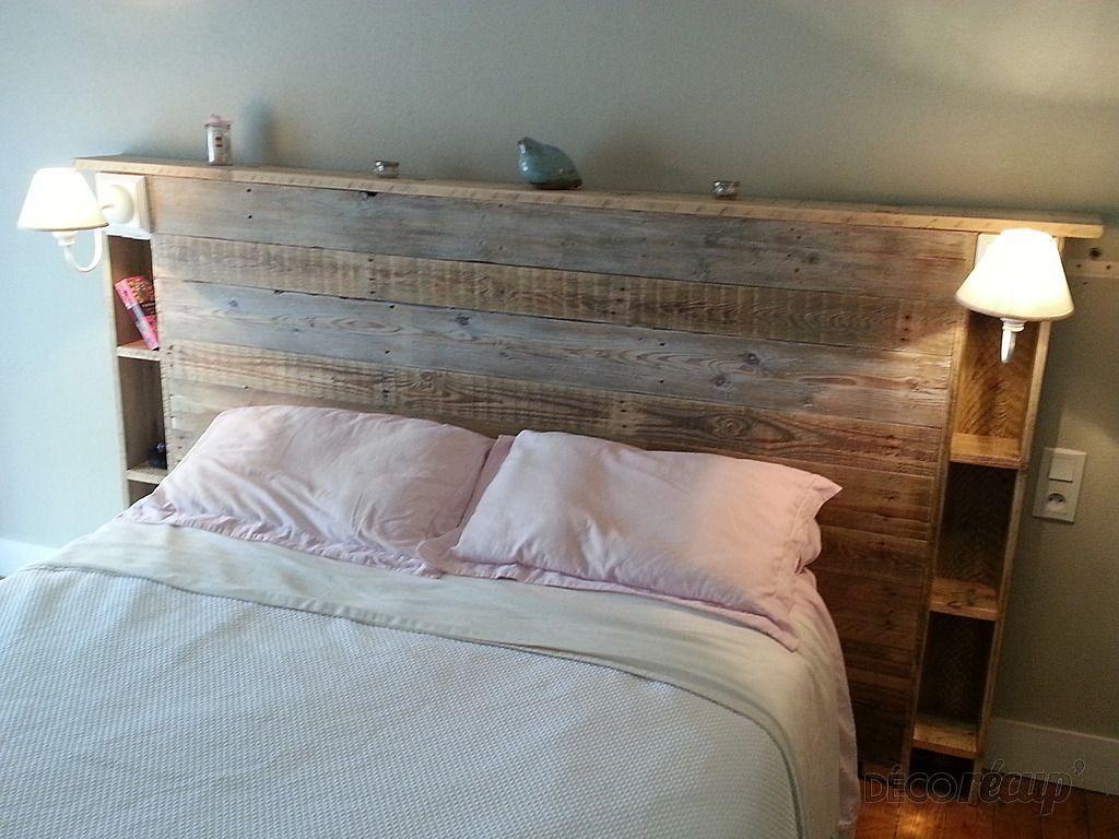tête de lit par olivier deparlàbas | respaldos de cama | pinterest