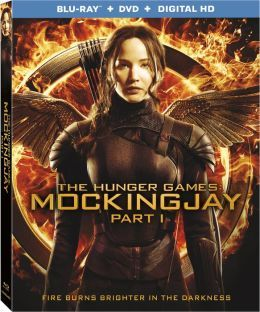 The Hunger Games: Mockingjay, Part 1 | Blu-ray | Katniss Everdeen awakens from the cruel and haunting Quarter Quell deep inside the bunkered catacombs of District 13. Separated from her closest allies and fearing for their safety in the Capitol, Katniss agrees to be the Mockingjay, the symbolic leader of the rebellion. Uncertain as to whom she can trust, Katniss must help 13, while knowing that President Snow has focused his hatred into a personal vendetta against her and her loved ones.