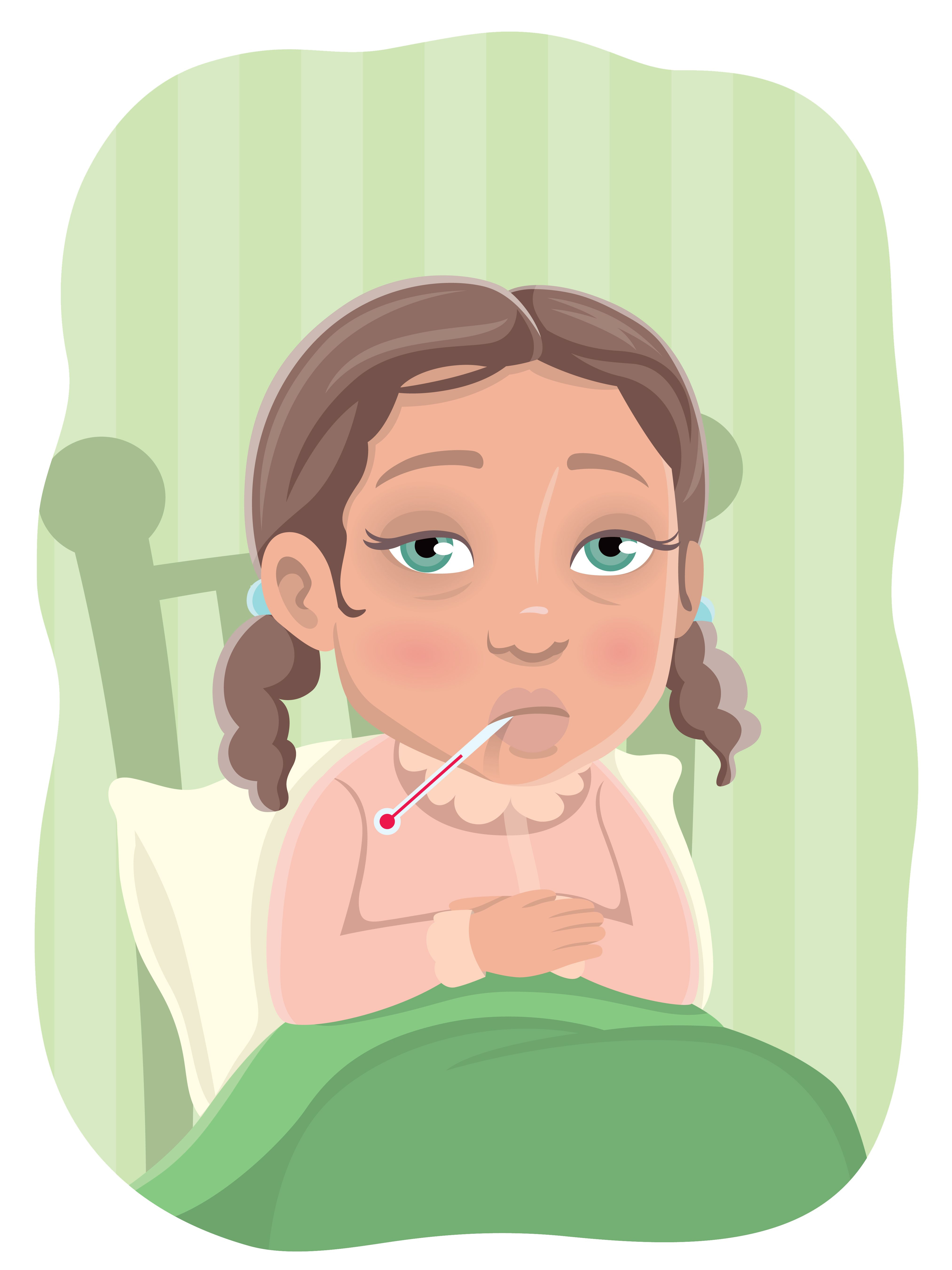 If your child has a runny nose and a bit of a cough, is it okay to send him or her to school?