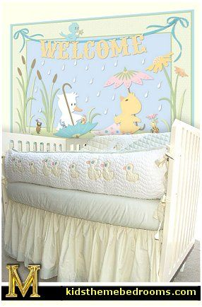 Rubber Duck Crib Bedding Clothing, Rubber Duck Baby Bedding