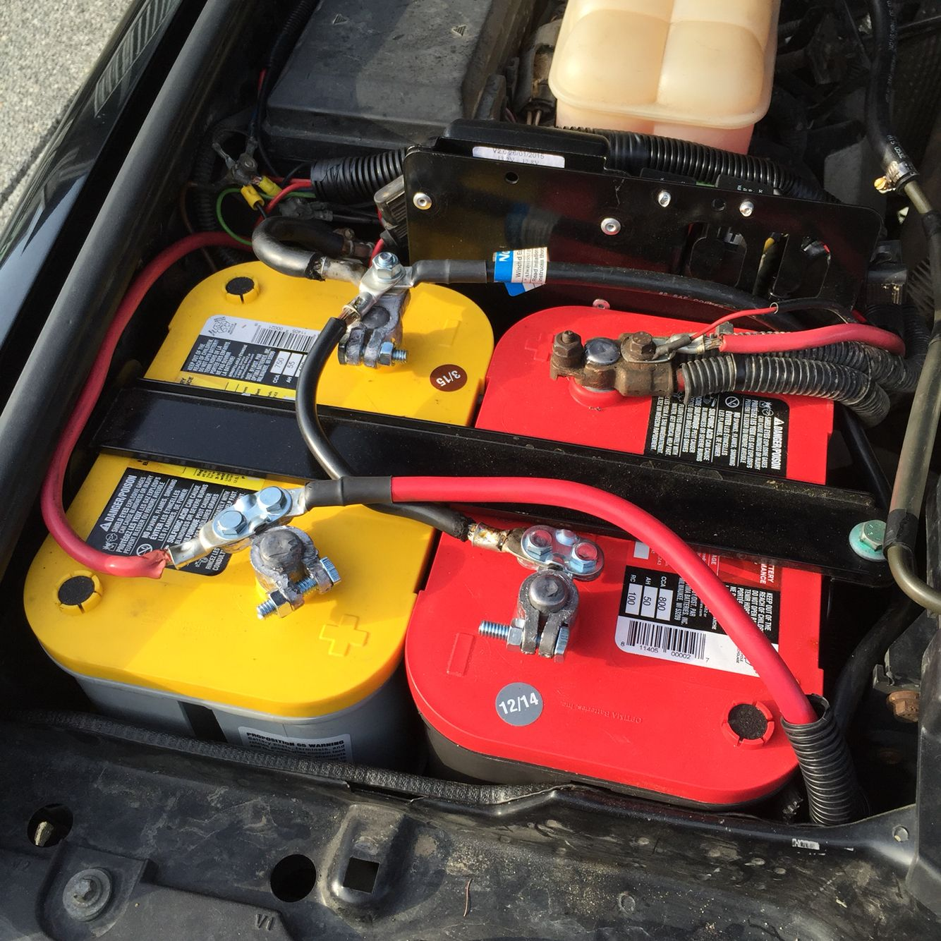 Land Rover Discovery II • Overland Designs Battery Box