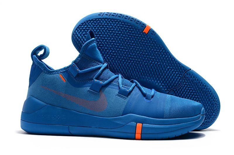 lusso enorme inventario comprare in vendita Kobe Bryant Nike Kobe AD Royal Blue/Orange   Best basketball shoes ...