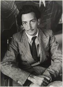 Dalí by Brassaï