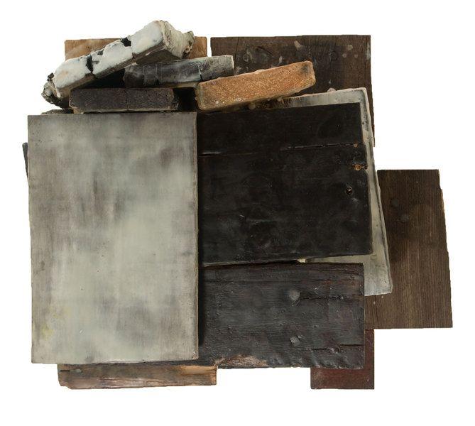 Jeffrey Hirst : reAssemblages