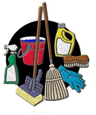 House Cleaning Checklist | A well, Singapore and House cleaning ...