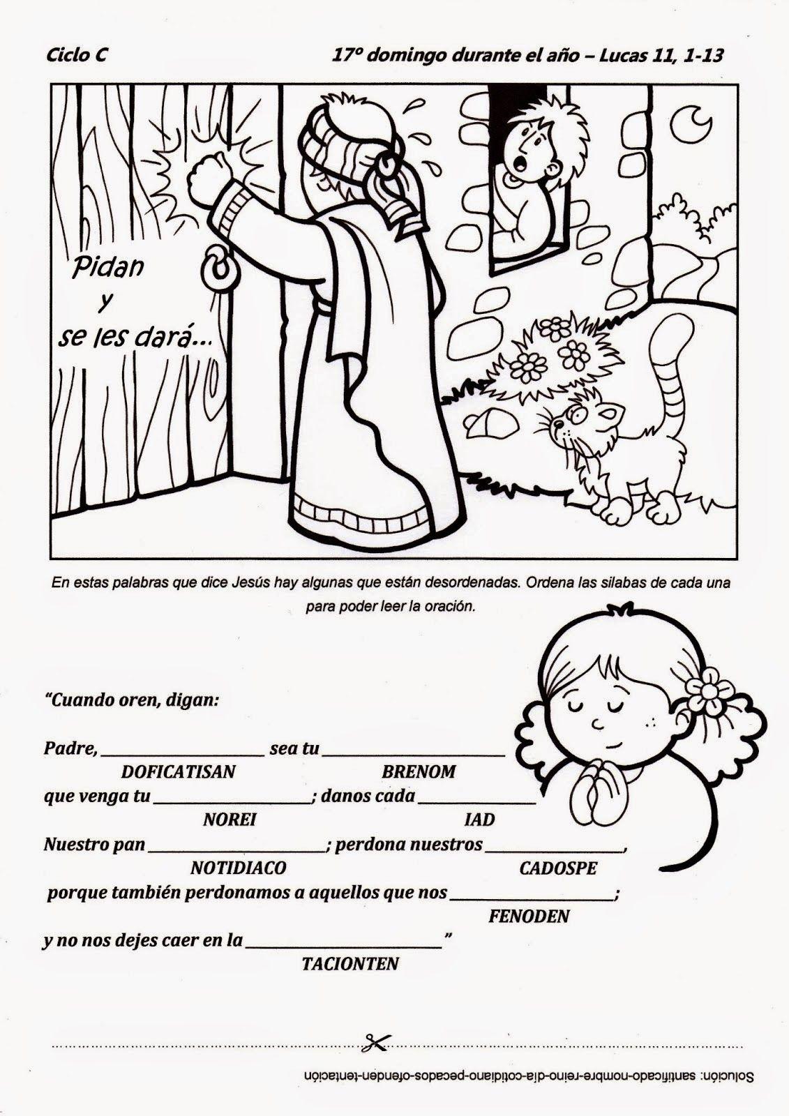 ME ABURRE LA RELIGIÓN: PARÁBOLA DEL AMIGO INSISTENTE | Parables ...