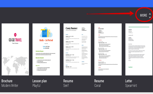 4 Great New Google Docs Templates for Teachers | Mobile learning ...