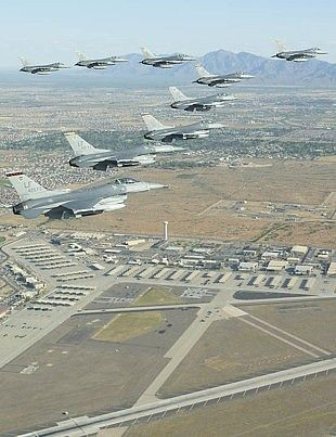 Arizona Air Force Base >> Luke Air Force Base A D V E N T U R E A R I Z O N A