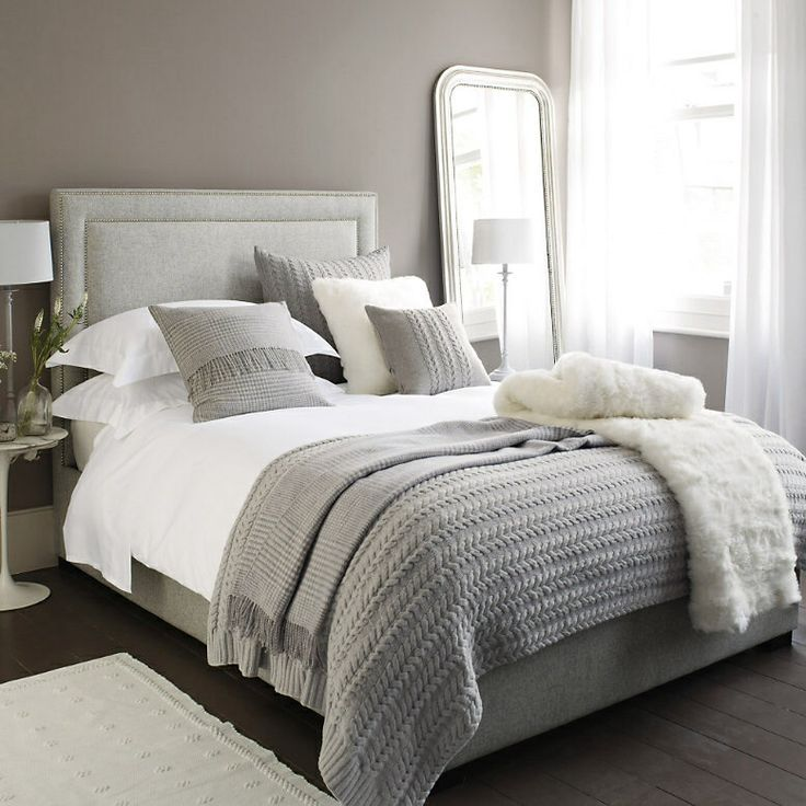 Grey Bedroom Decorating: 20 Gorgeous Small Bedroom Ideas That Boost Your Freedom
