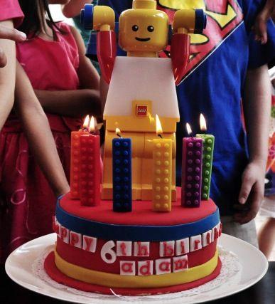 Top 10 Easy Lego Cake Ideas with Tutorials