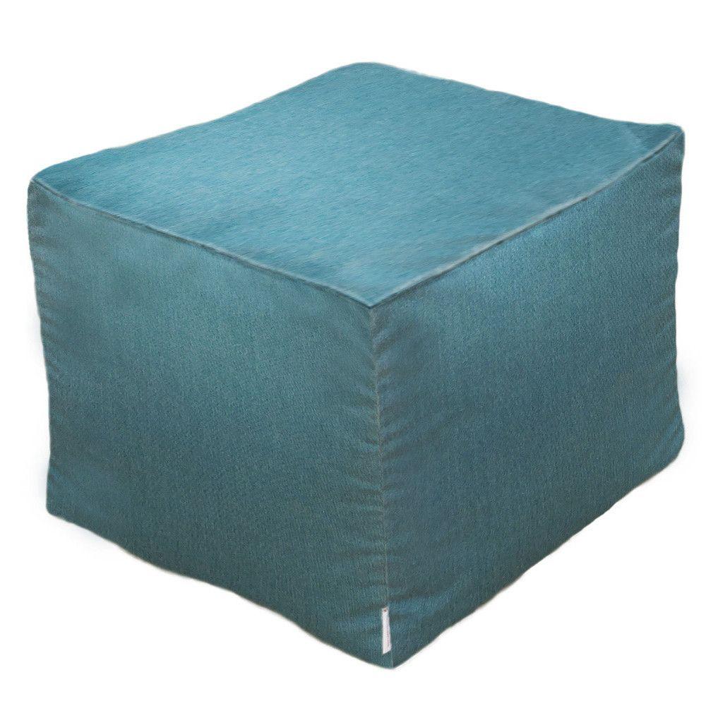 Enjoyable Sunbrella Outdoor Indoor Pouf Ottoman Wayfair Outdoor Machost Co Dining Chair Design Ideas Machostcouk