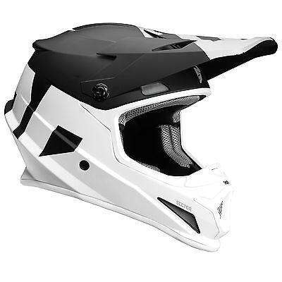 Apparel Thor Mx Motocross 2017 Sector Level Offroad Helmet Black