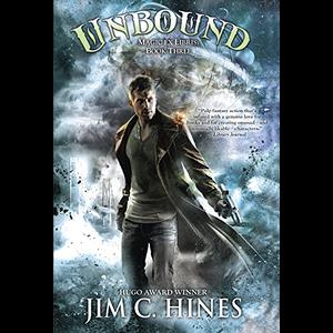 Unbound: Magic Ex Libris: Book Three