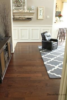 Sherwin Williams - ghost pines for living room/dining room