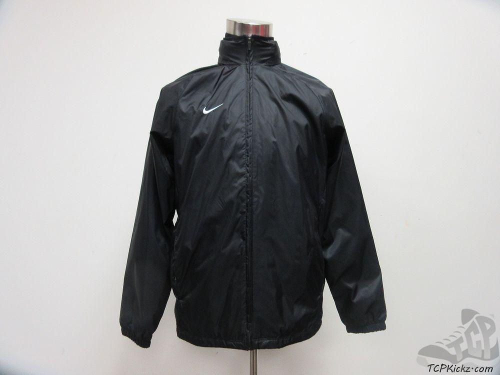 f976dd3670 Nike Air Full Zip Light Windbreaker Jacket sz M Medium Black Warm Up Track   Nike  Windbreaker  tcpkickz