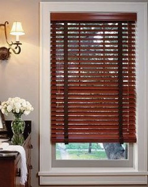 Colored Window Blinds Faux Wood Blinds Wooden Blinds Wood Blinds