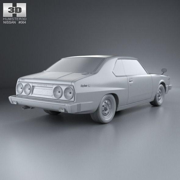 Nissan Skyline  C210  Gt Coupe 1977  Skyline   Nissan