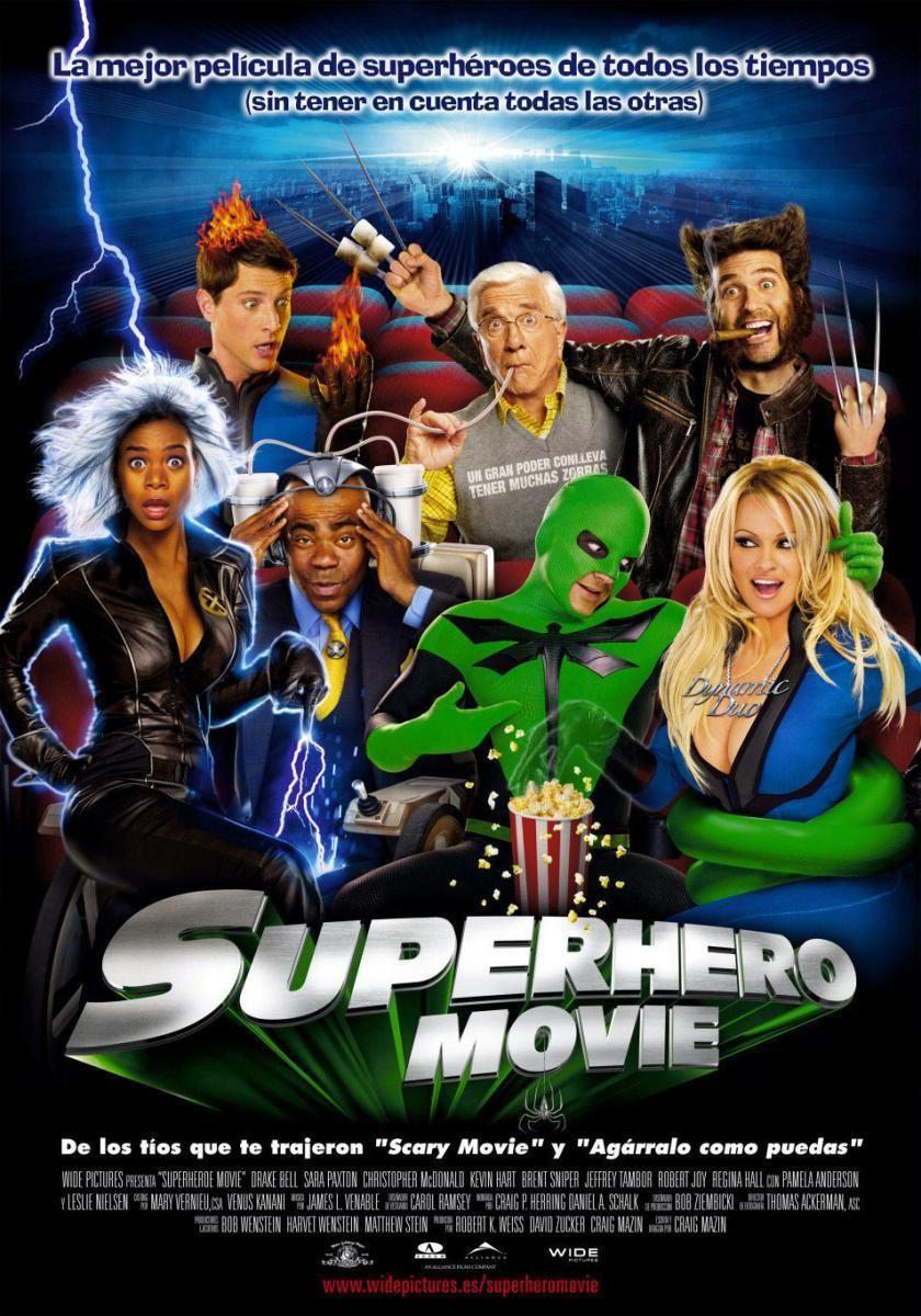 2008 Superhero Movie Peliculas De Miedo Peliculas De Superheroes Peliculas De Spiderman