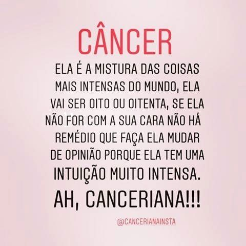 Câncer Frases Pinterest Cancer Cancer Sign E Cancer Horoscope