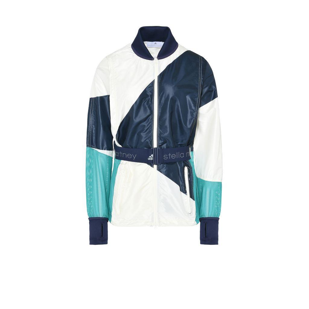 White Run Kite Jacket ADIDAS by STELLA McCARTNEY | Looks