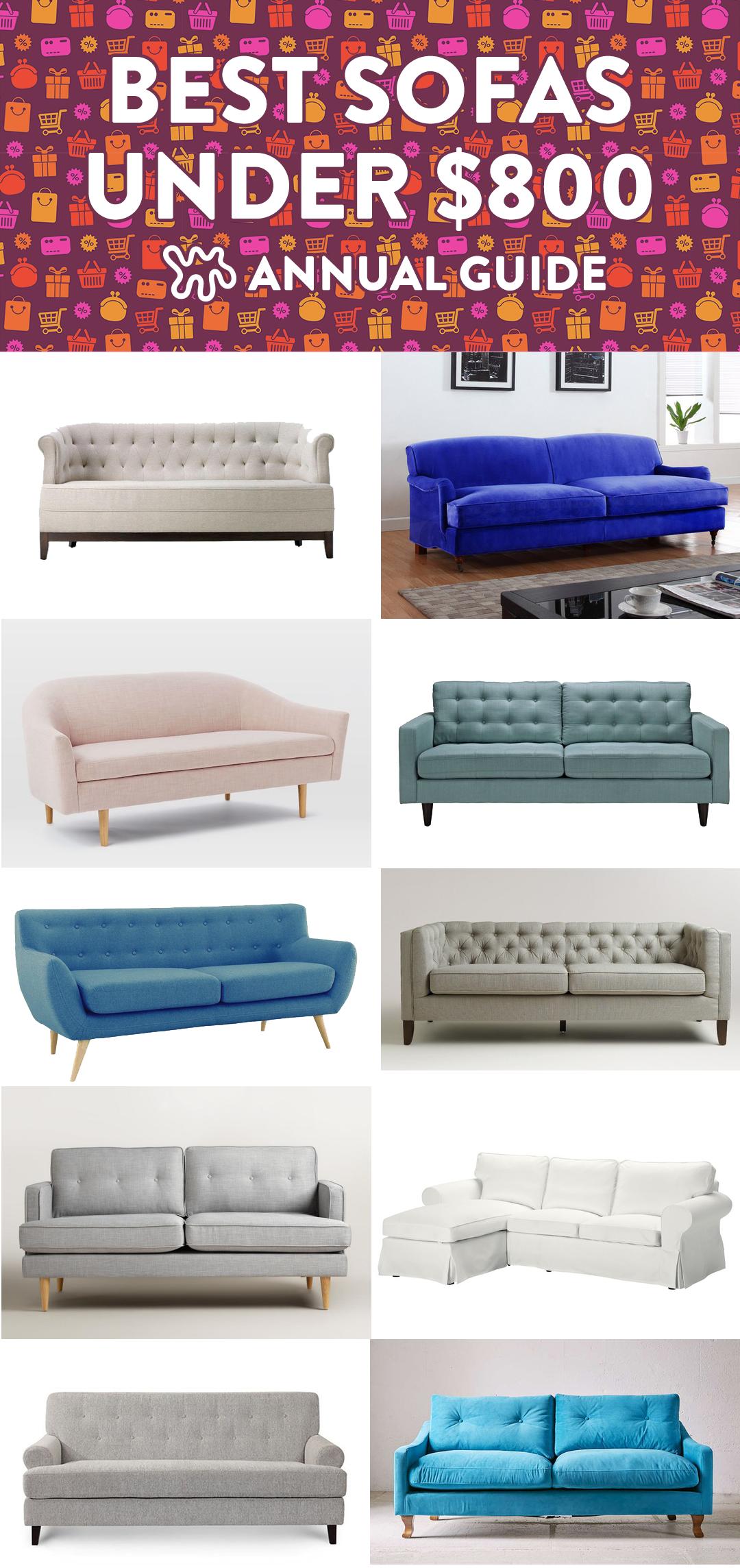 Top 10 The Best Sofas Under 800 Best sofa, Budget sofa