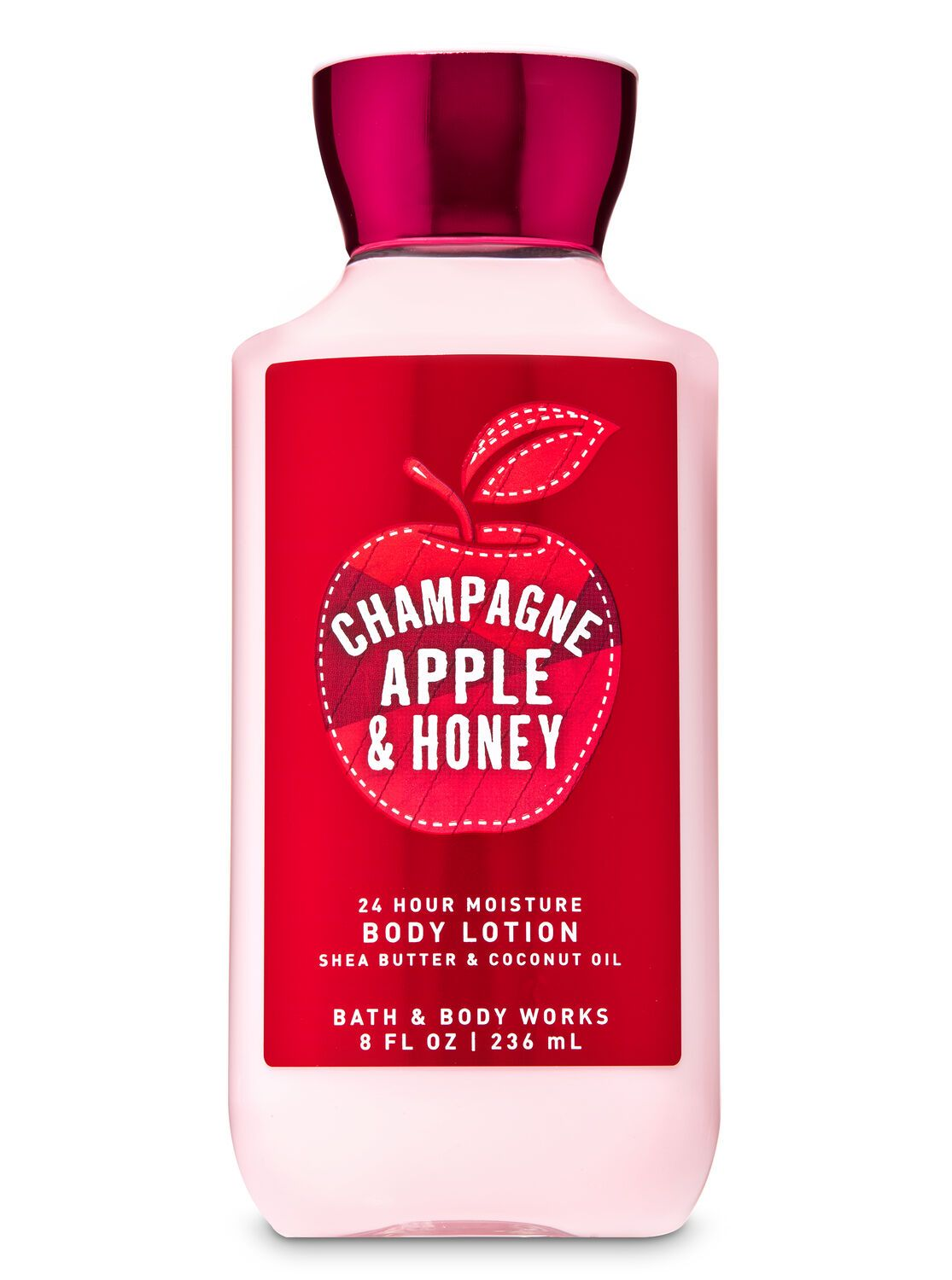 Champagne Apple Honey Super Smooth Body Lotion By Bath Body