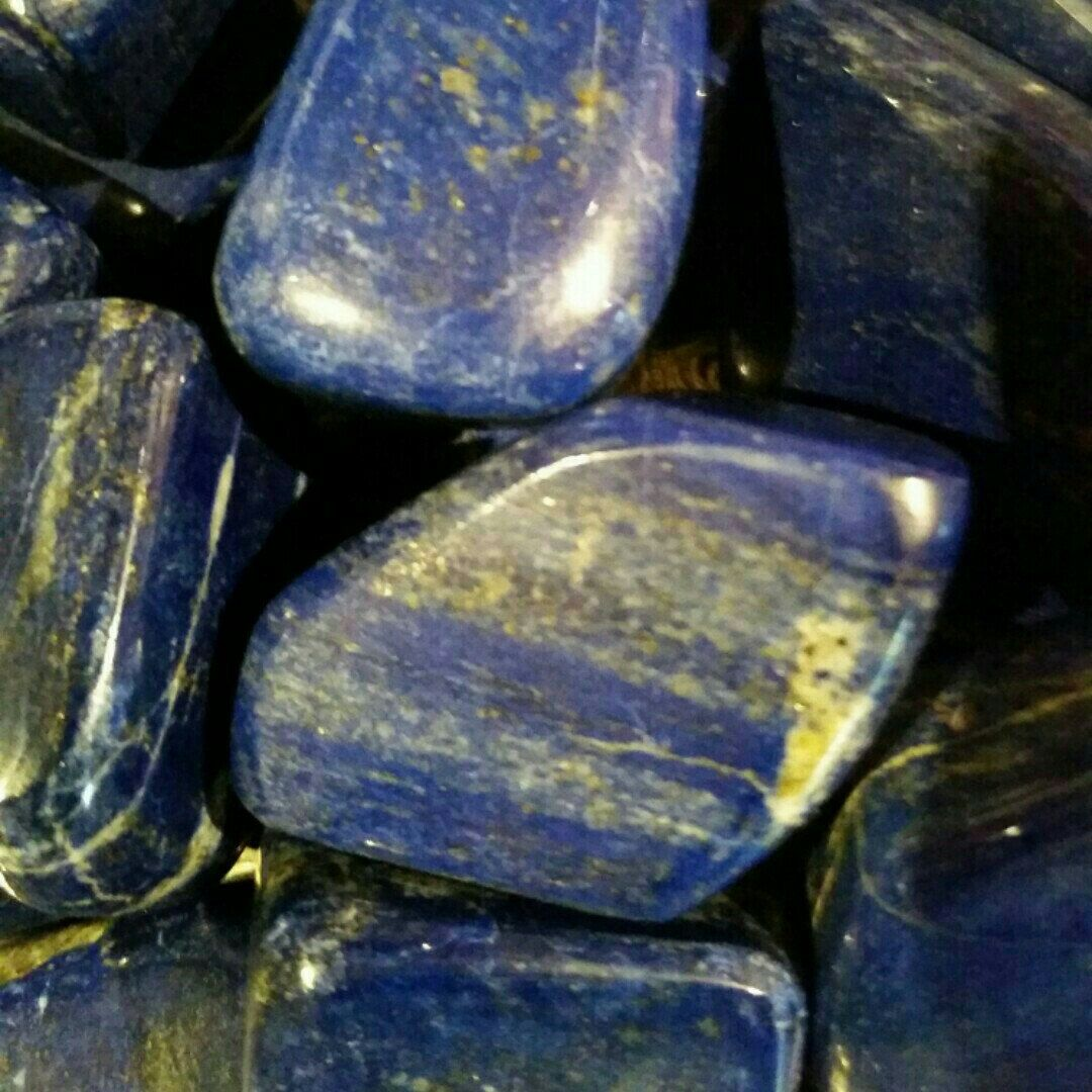Xlg Lapis Lazuli. Like Looking at the Heavens!