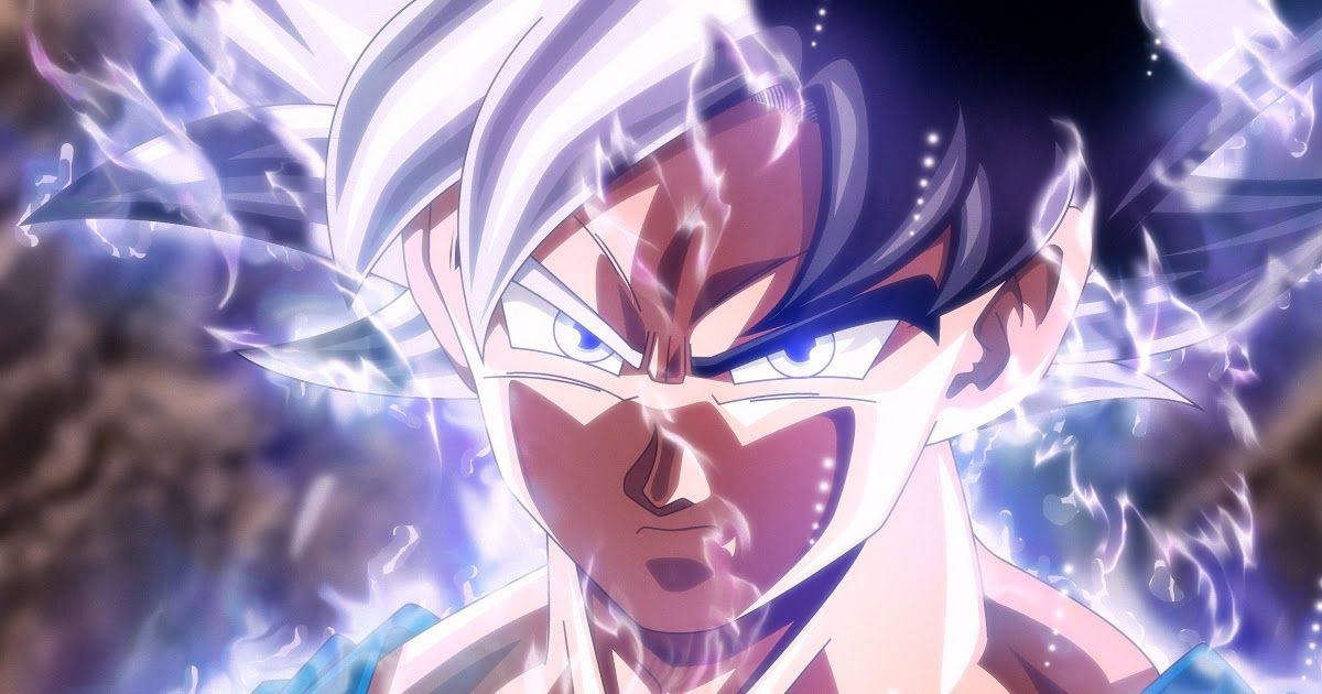 Goku Ultra Instinct Wallpaper 4k Hd