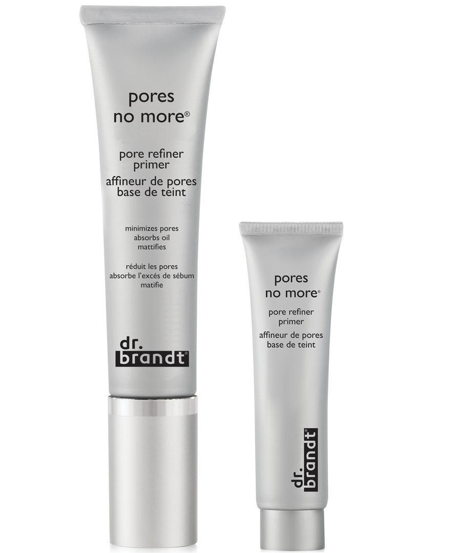 Free 7.5ml Pore Refiner Primer Travel Size Mini with Purchase of Full Size Pores No More Pore Refiner Primer - A $10 Value!