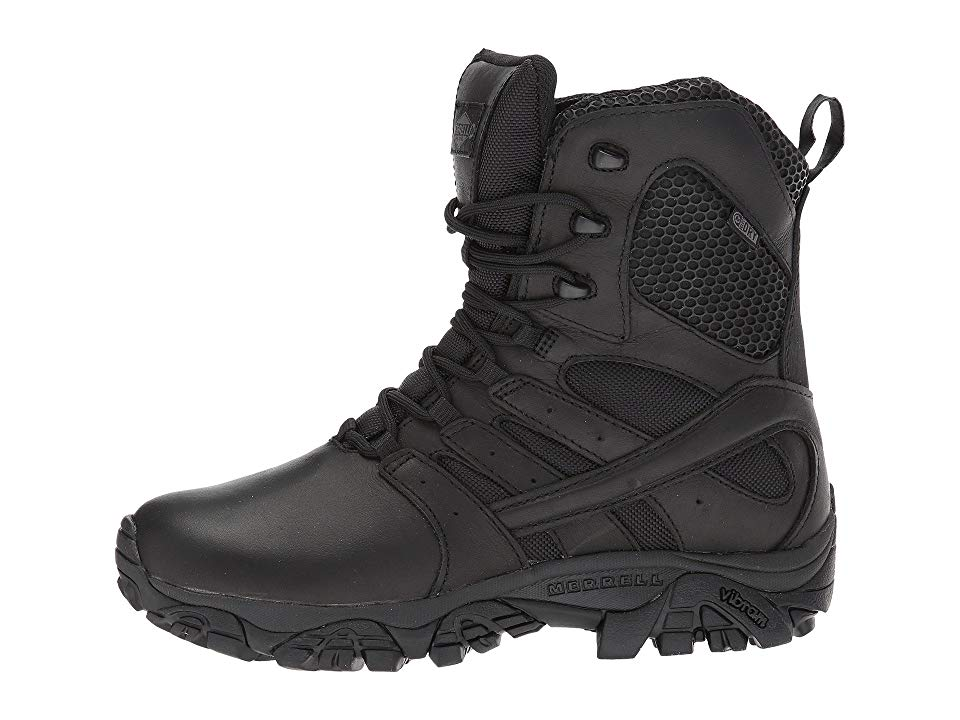 486d3998 Merrell Work Moab 2 8 Tactical Response Waterproof Women's Lace-up ...