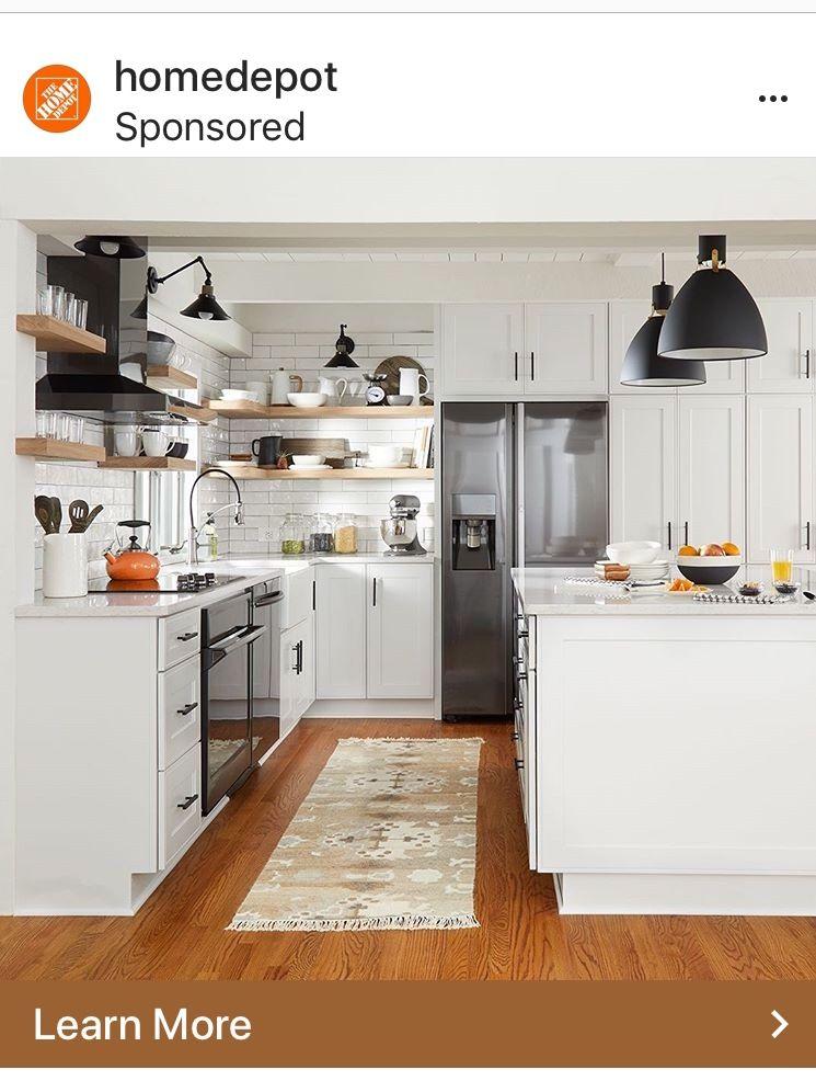 Ungewöhnlich Küchenfliesenboden Home Depot Ideen - Küchen Design ...
