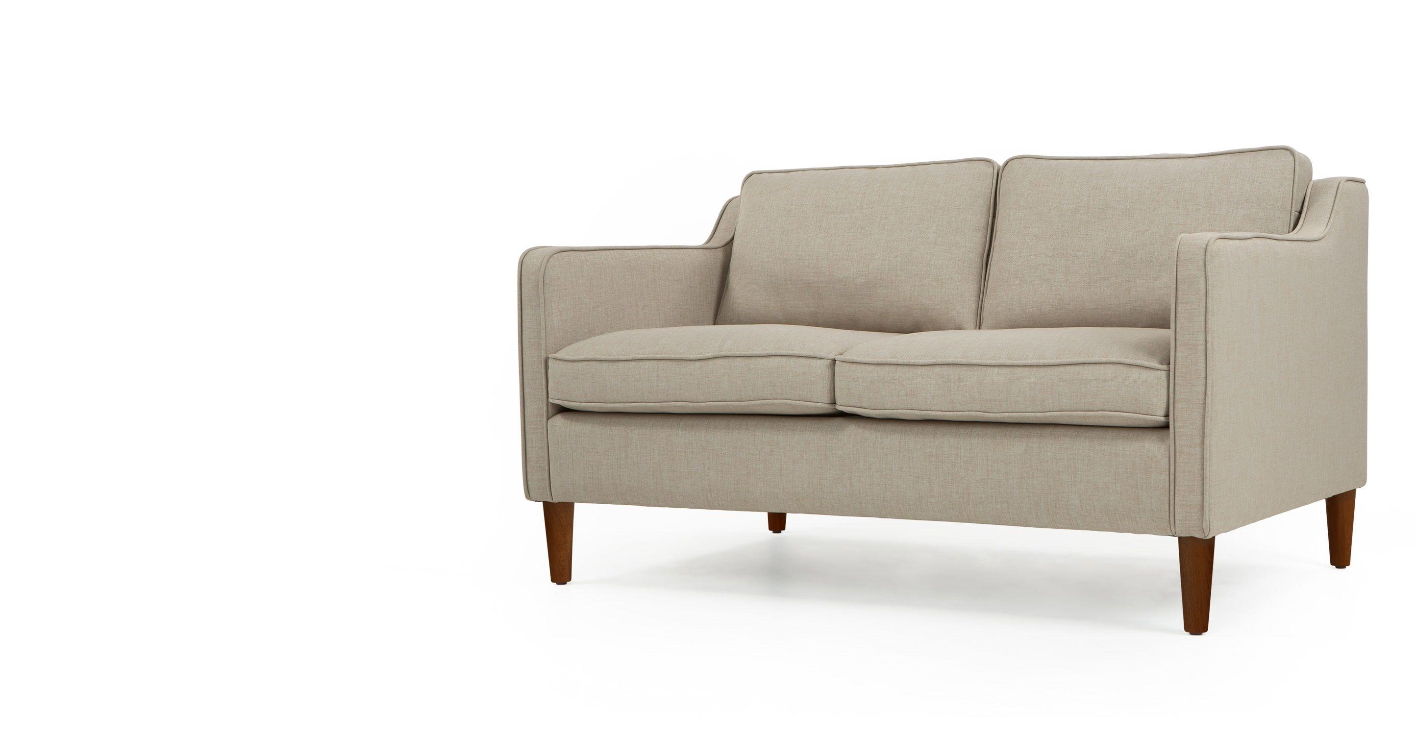 Walken 2 Seater Sofa, Calico Beige