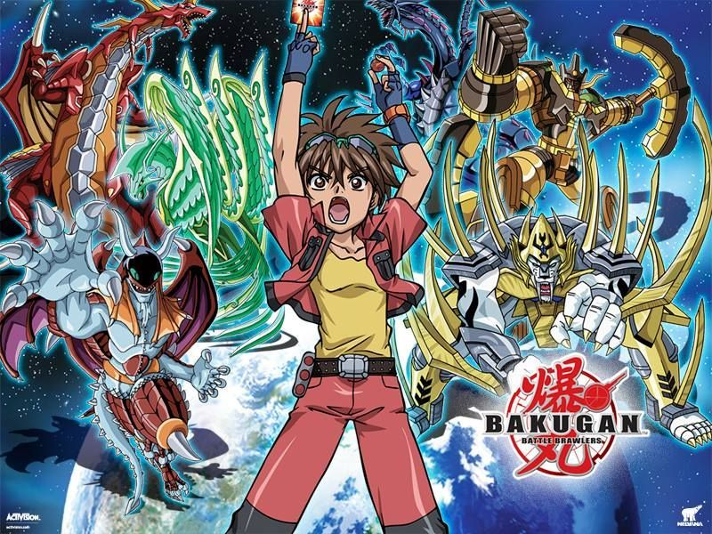 Bakugan doing sex show the picture
