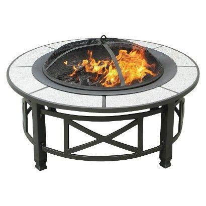 Outdoor Fire Pit On Sale Granite Fire Pit Fire Pit White Granite