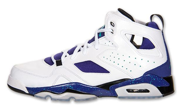 "95f6646dddf032 The Jordan Flight Club 91 ""Grape"" invokes spirits of Jordans past. The Flight  Club 91 combines the Jordan 6 and 7 aesthetics"