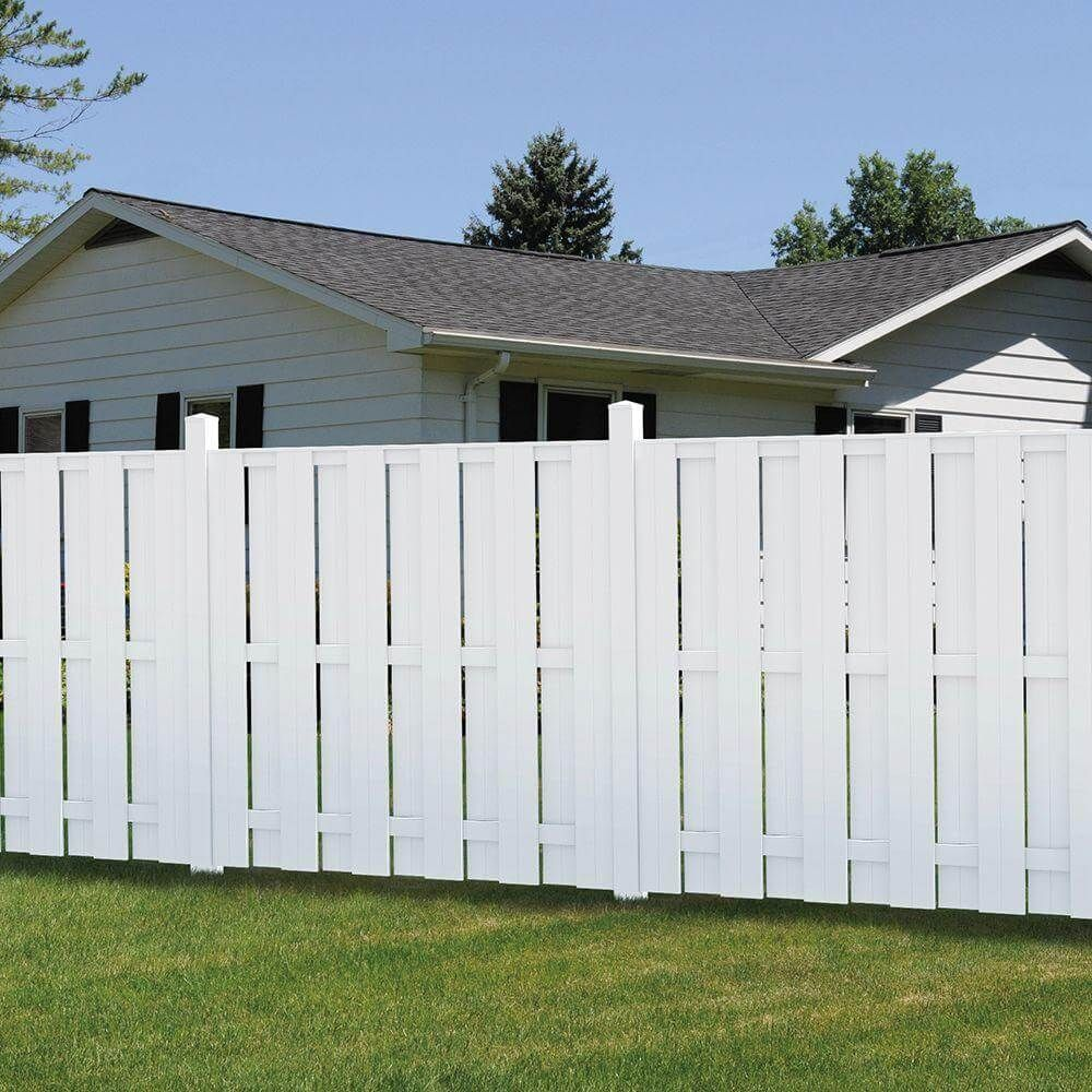75 Fence Designs, Styles, Patterns, Tops, Materials and Ideas ...