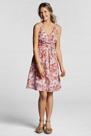 216132191f06 Women's Floral Cotton Lawn Empire Waist Dress | Clothes | Dresses ...