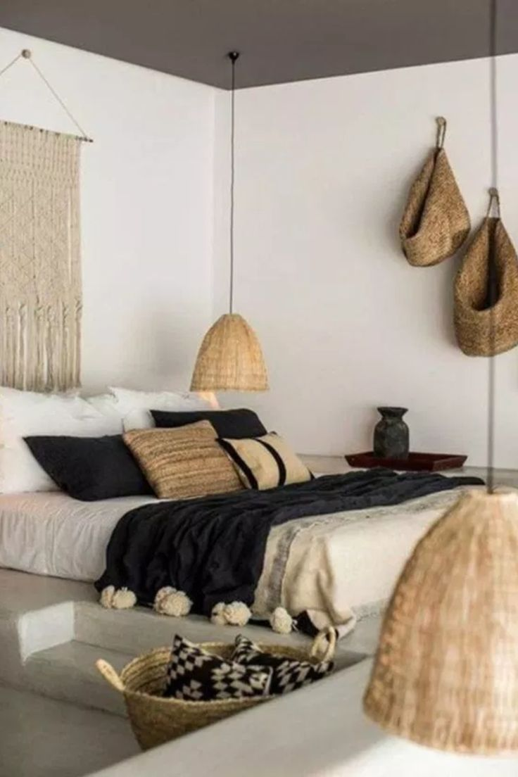 Best 30 Boho Chic Bedroom Decor Ideas And Inspiration Earth 640 x 480