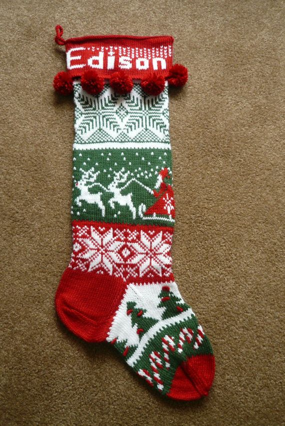 A very special Christmas stocking for you and your family comes in ...