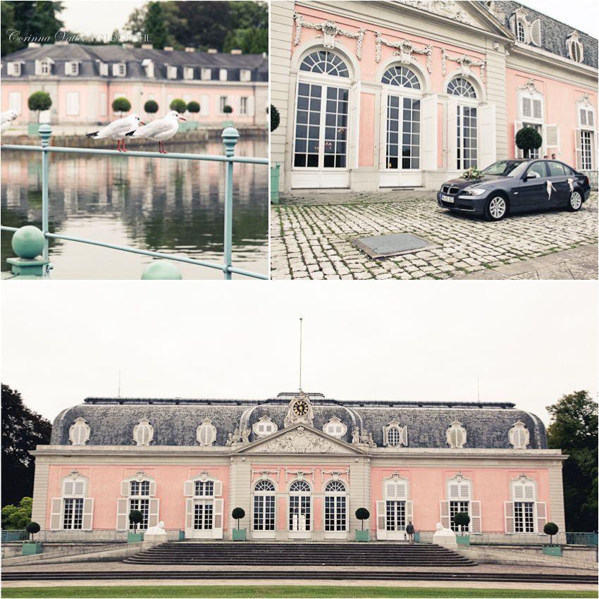 Hochzeit Schloss Benrath I Photoart Hubner Hochzeitsfotografie