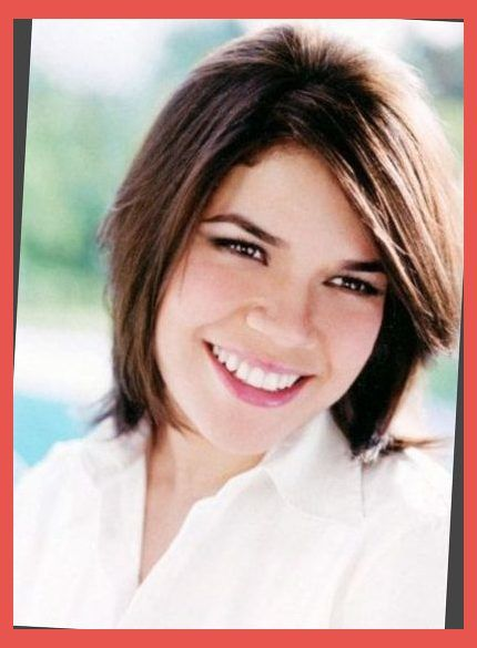 america ferrera ; short hair suits her so much! i'm sure any hair  Glamorous Hair Anyone who wants to be the Best