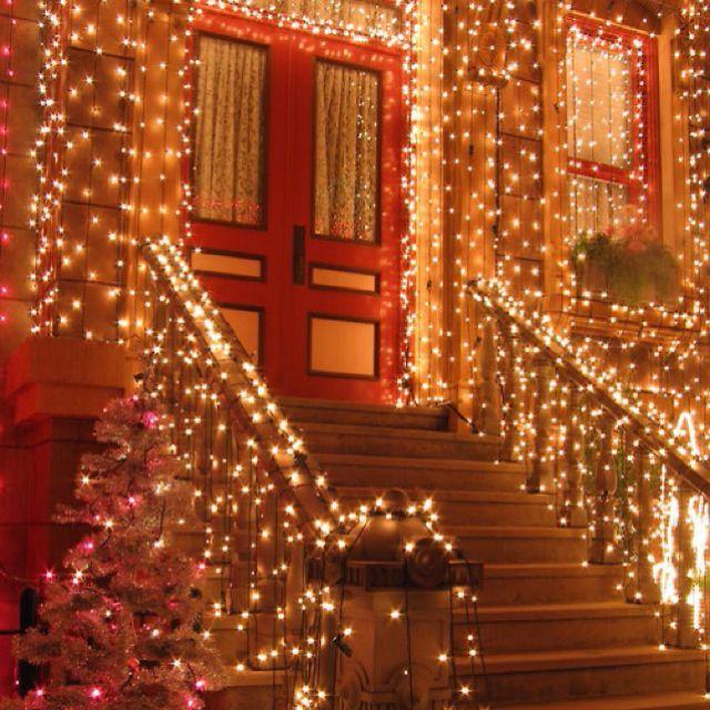 I love christmas!! Christmas Decor Pinterest Lights fantastic