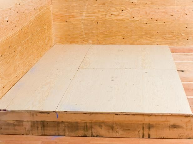 Check Joints Of Plywood Flooring For Level