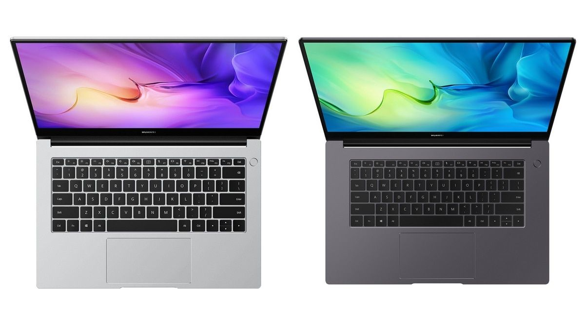 Huawei Matebook D 14 Huawei Matebook D 15 With Ryzen 4000 Cpus Launched In 2020 Huawei Product Launch Amd