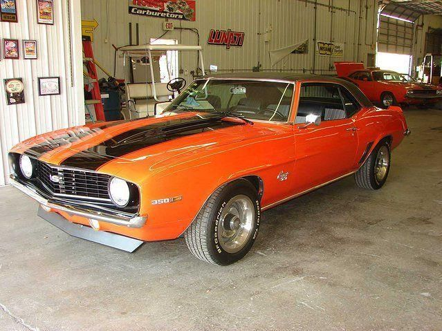 Used Classic Car For Sale In Kentucky 1969 Chevy Camaro